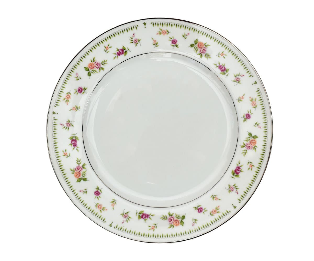 Vintage China Dinner PlateOther china patterns available