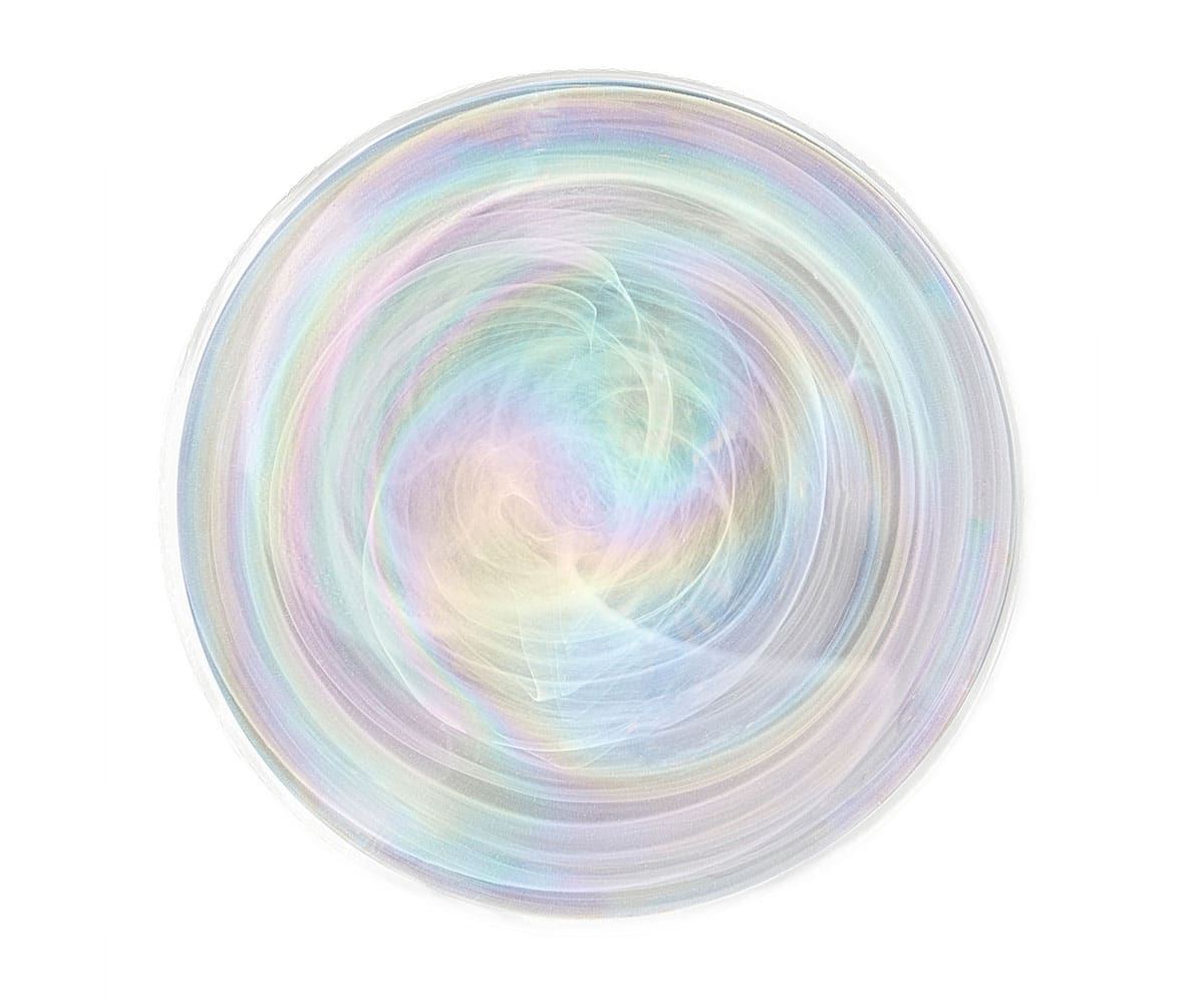 glass swirl coupe plates pearl dinnerware lovely luxe rentals