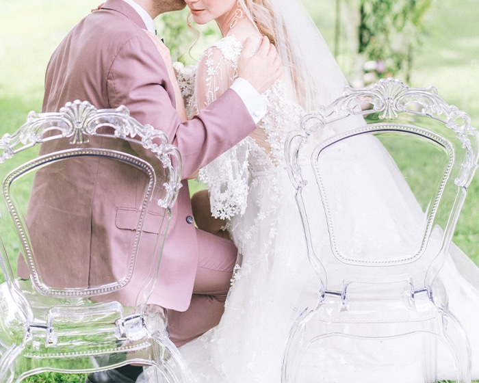 Acrylic Sweetheart Chairs Lovely Luxe Rentals