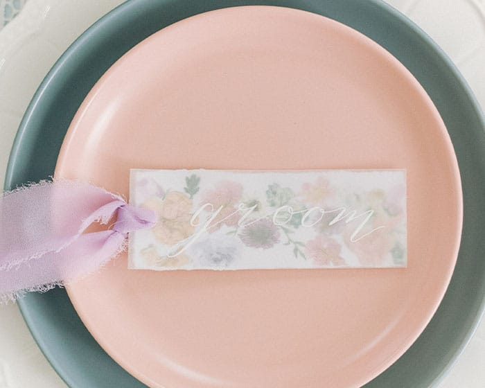 stoneware matte coupe plates blush hudson dinnerware lovely luxe rentals