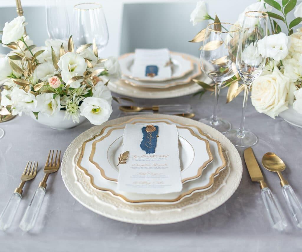 Glasshouses Wedding Cover Image