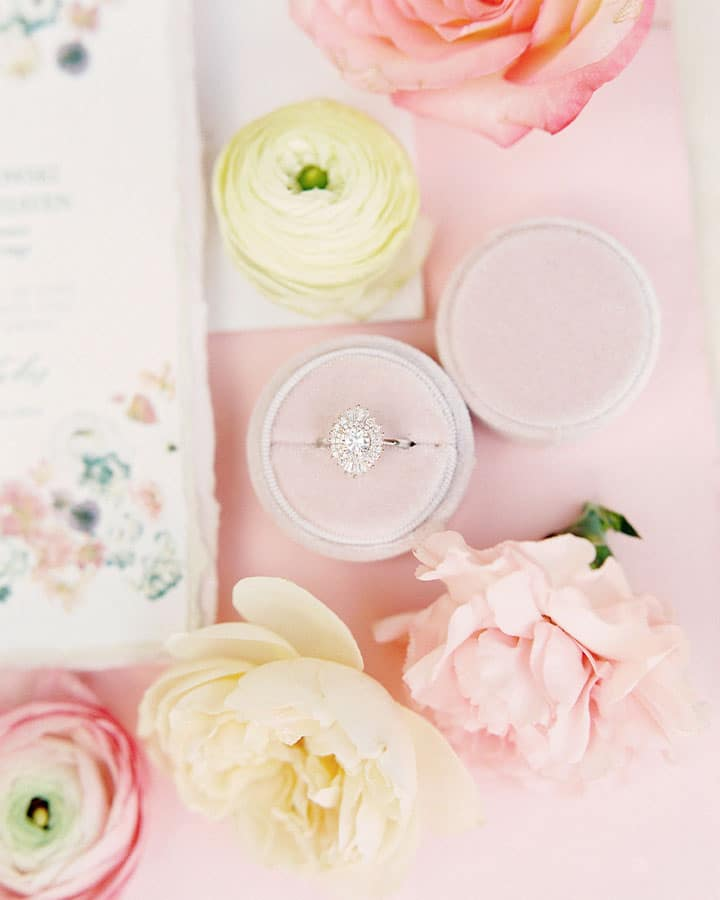 Lovely Ring Boxes