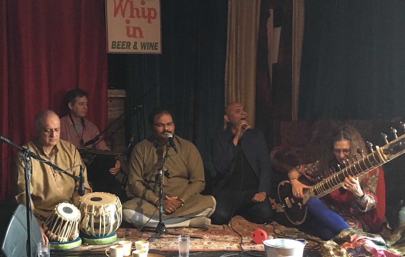 Sangeet Millennium and Friends at the Whip In, Austin, TX