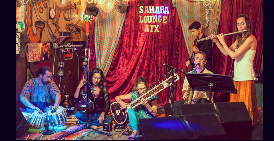 Sangeet Millennium and Indo Jazz Groove at the Sahara Lounge