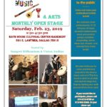 World Music Open Stage