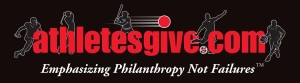 Athletes Give promotes the philanthropic endeavors of athletes.