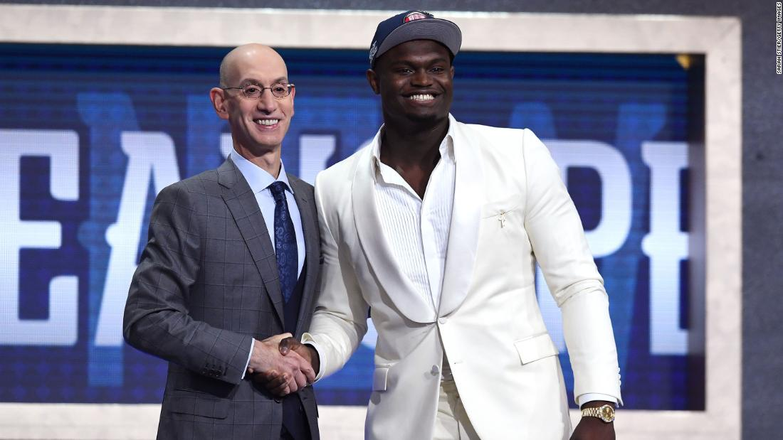 BDA, CAA, Wasserman Other Agencies Excel In 2019 NBA Draft
