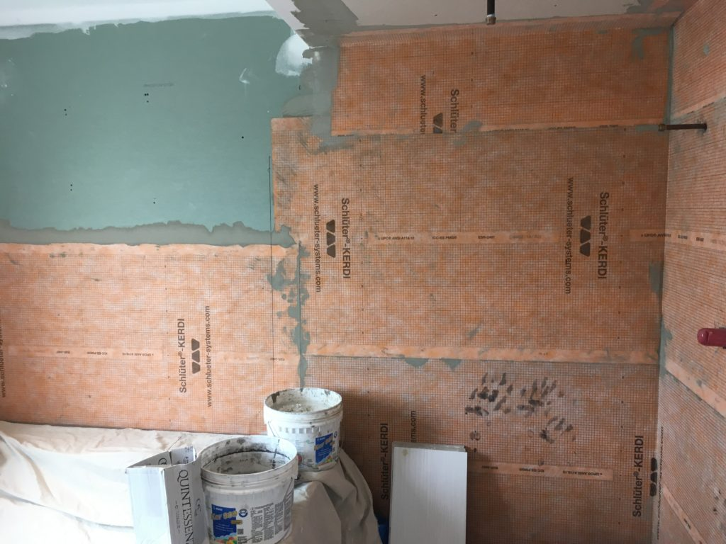 Before tiling 2