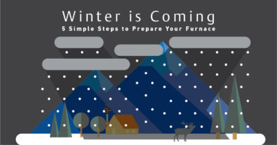 test your furnace before winter
