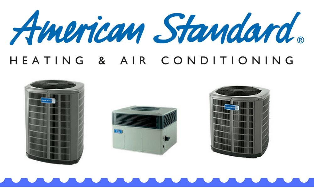 American Standard AC unit in Lakewood