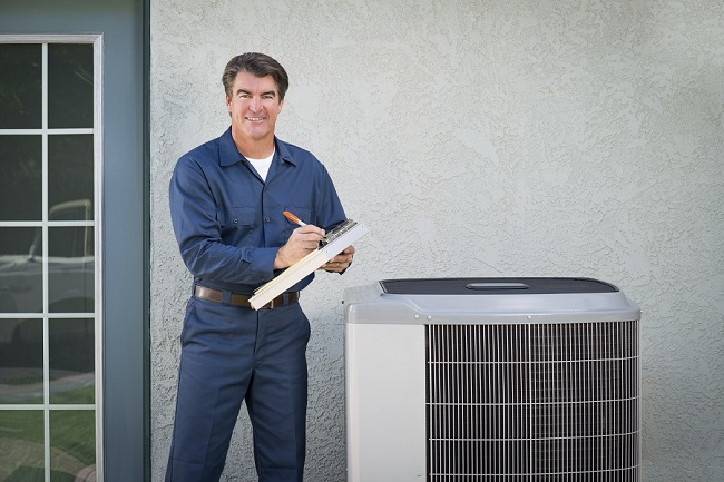 What Happens During an HVAC Maintenance Visit?