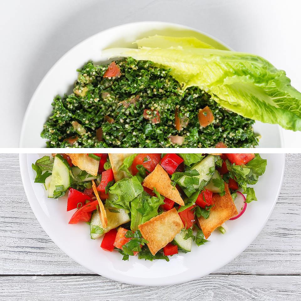 Salad Tray