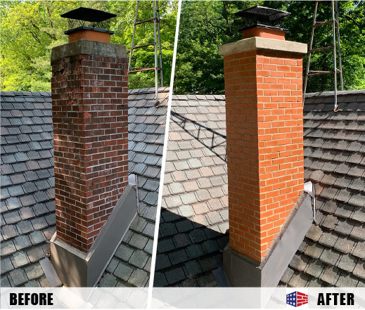 chimney-repairs-lake-forest-barrington-masonry-construction