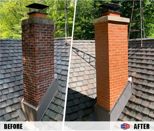 chimney-repairs-lake-forest-barrington-masonry-construction