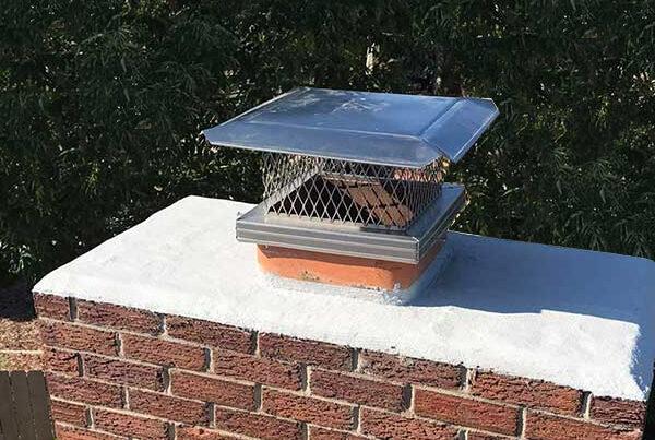 install-top-sealing-damer-chimney-barrington