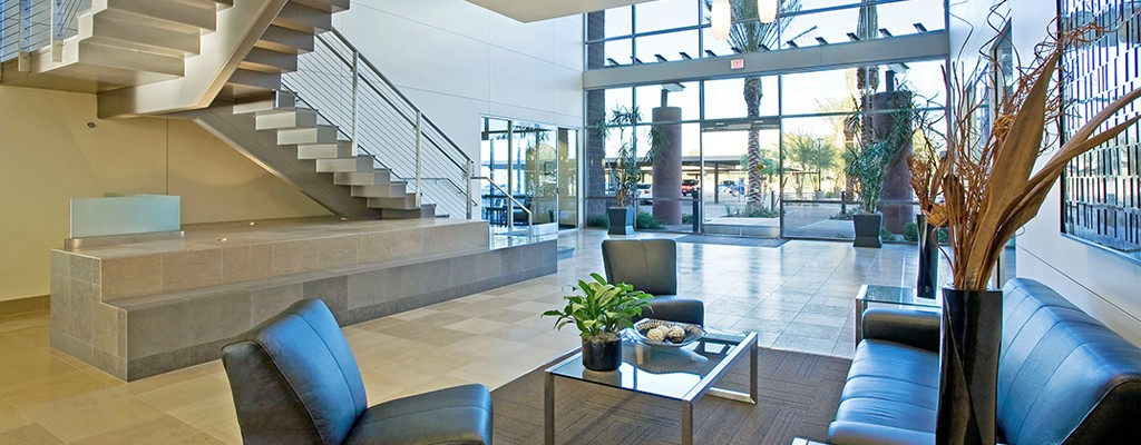 Cotton Corporate Center III Lobby