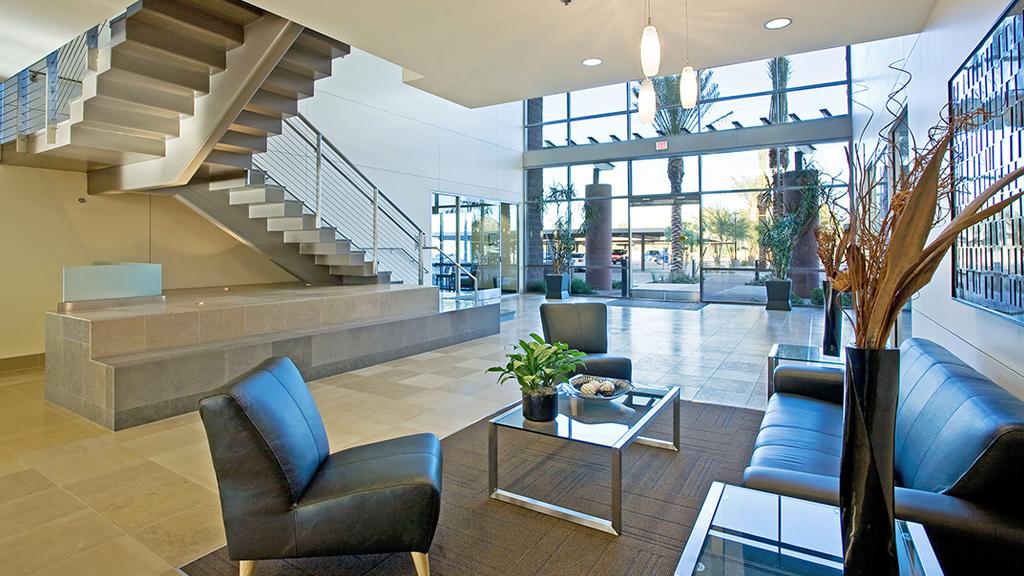 Cotton Corporate Center III Lobby