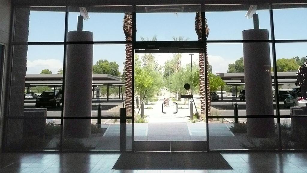 Cotton Corporate Center III Interior