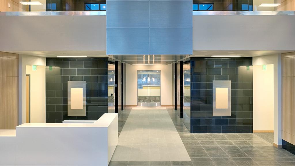 Fountainhead Office Plaza Lobby