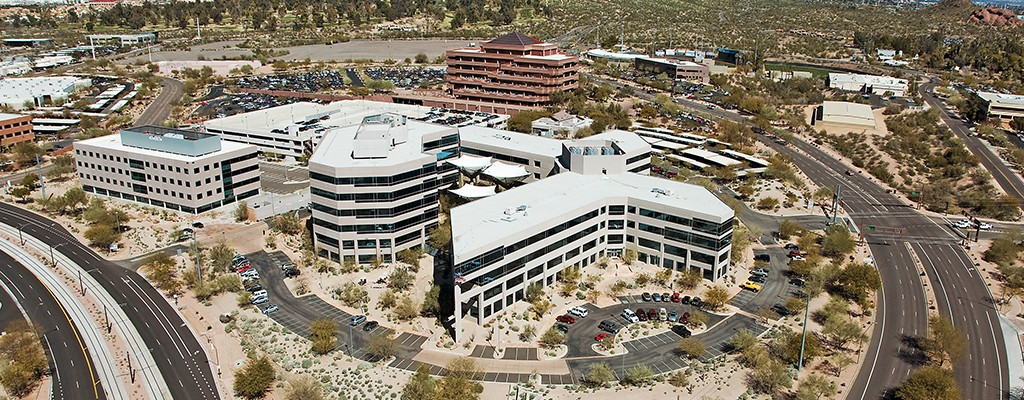 Papago Buttes Corporate Plaza