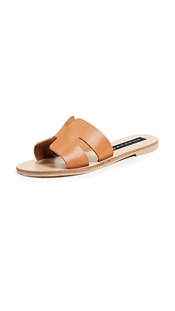 Steve Madden Greece Slides