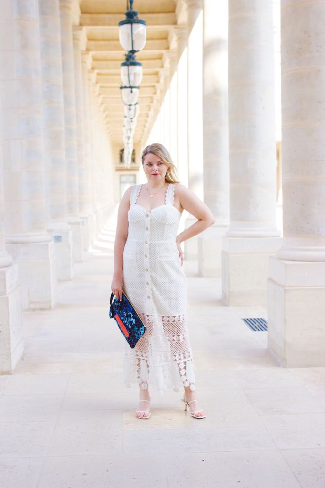 PARIS COUTURE WEEK OUTFIT #5