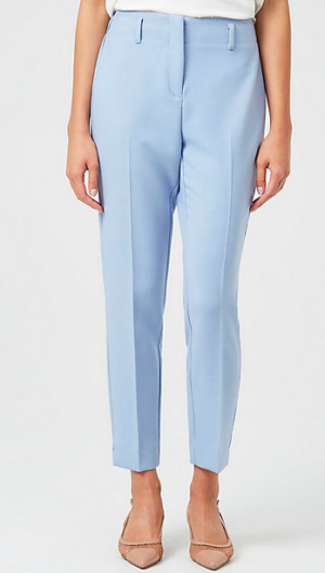 Le Chateau light blue pants