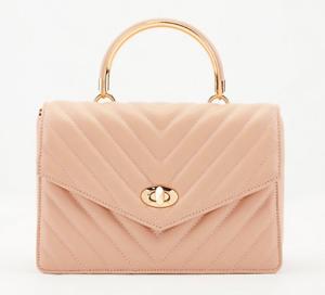 Le Chateau faux leather bag