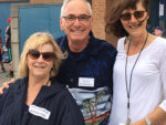 ST. ANDREW SCHOOL in Orangeville will say goodbye to three special individuals this year as Principal Dan LaCute (middle) and teachers Gail Ditchburn (left) and Miriam VanLeeuwen (right) get set to retire.