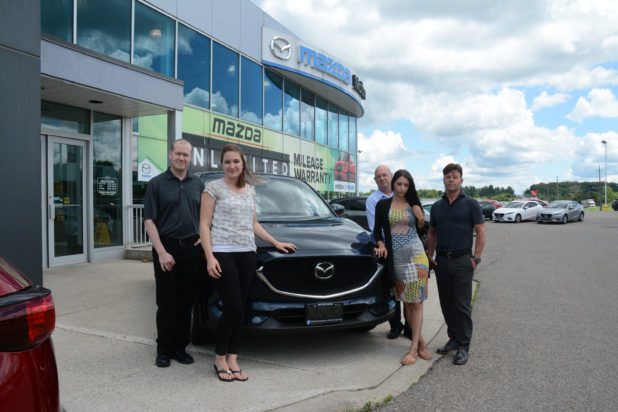 Motion Mazda will celebrate its 7th anniversary in Orangeville this Saturday with a customer appreciation barbecue from noon until 2 p.m.