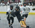 The Orangeville Northmen take on the Windsor Clippers during game one of their best-of-five playoff series on Friday, July 7. The Northmen won this game 12-6. They now leading the series 2-0 after a win in Windsor on July 10.