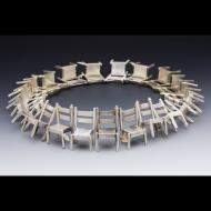 Rone' Prinz: CHAIR NECKLACE