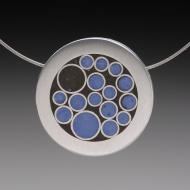 Melissa Stiles: contain necklace