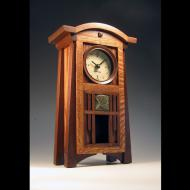 Gary Knapp: Craftsman Style Medium Mantel Clock