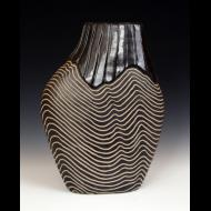 Larry Halvorsen: Layers Top Shoulder Pot
