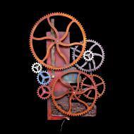 Carl Zachmann: Kinetic Sculpture #002