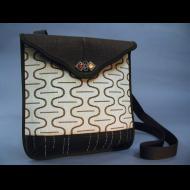 Janet Chico: Entwine Messenger Bag