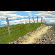 Stephen Harmston: The Coming Land