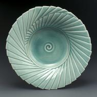 Linda Heisserman: Carved Platter