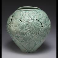 Linda Heisserman: Wild Sunflowers 3