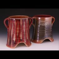 Steven Provence: Oval Vases