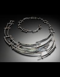 Nichole Collins: Element Link Necklace