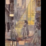 Marjolyn Van Der Hart: Elegance Walking