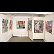 Marjolyn Van Der Hart: figures and interiors,2017