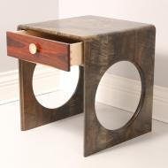 Austin Heitzman: wrap side table