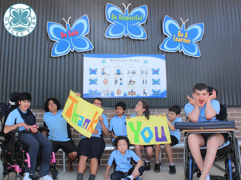 01_Wangee Park School