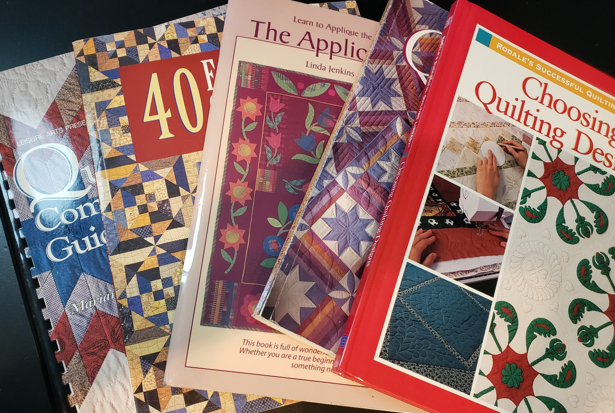 5 Favorite Books