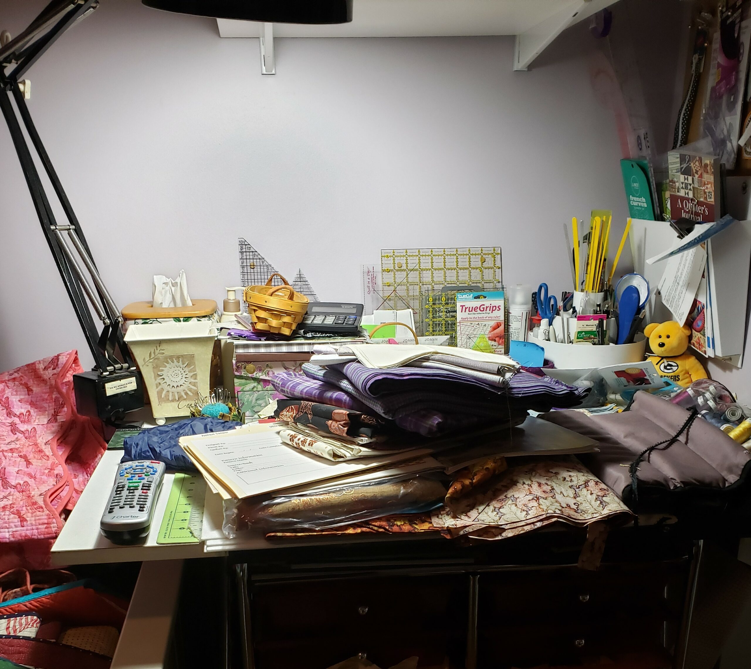 State of My Worktable
