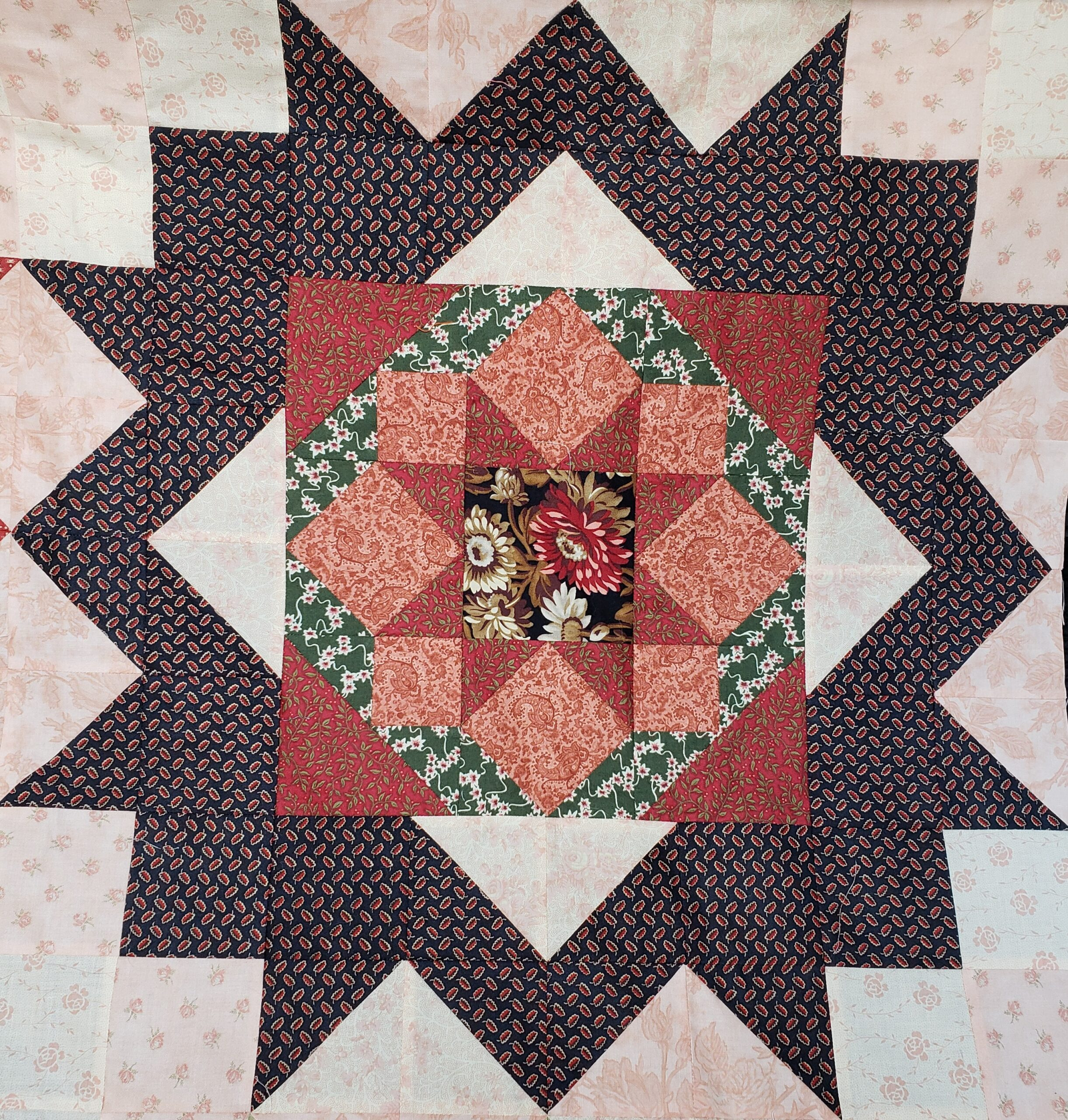 Back to Quilting