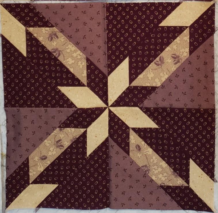 Quilt Design Wall – Hunter's Star